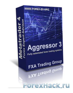 Советник Forex Scalping Expert Advisor Aggressor